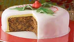 English christmas english christmas cake sciox Image collections